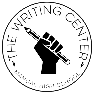 the writing center at manual high school